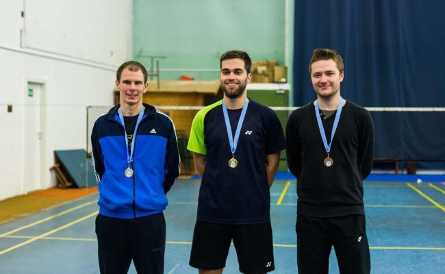 badminton 1 mjesto 2019